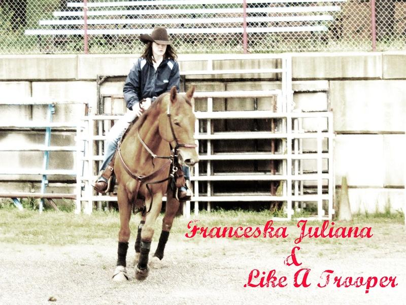 "Franceska Juliana & Like A Trooper ""Trooper"""